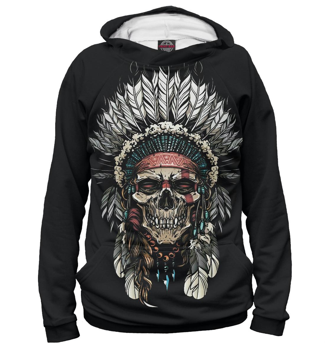 Худи Indian Skull (556595)