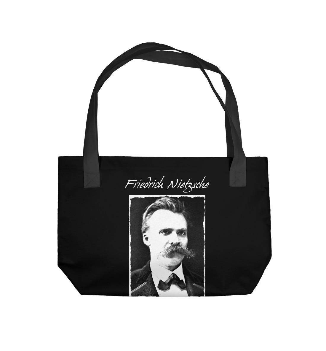 Пляжная сумка Ницше