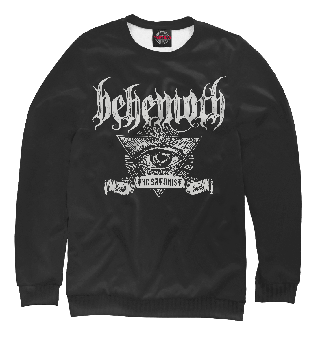 Свитшот Behemoth (1805)