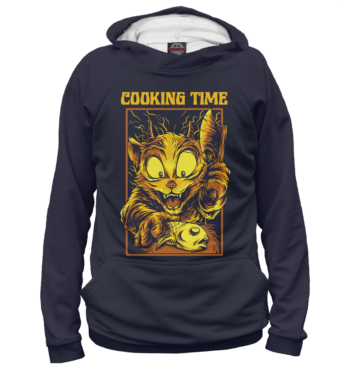 Худи Cooking Time