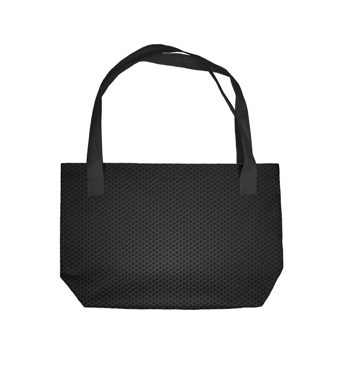 Пляжная сумка Карбон