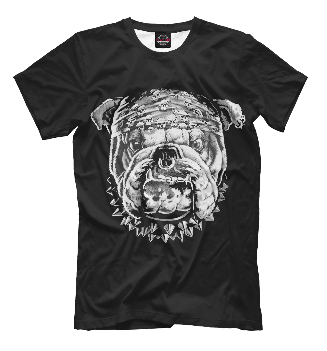Футболка English Bulldog