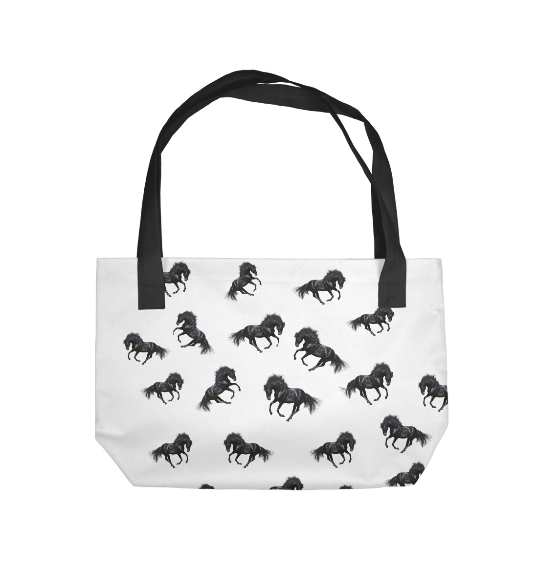 Пляжная сумка Кони (556256)