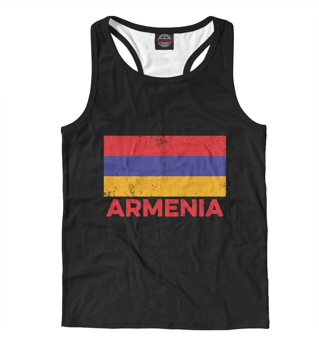 Майка борцовка Armenia (494788)