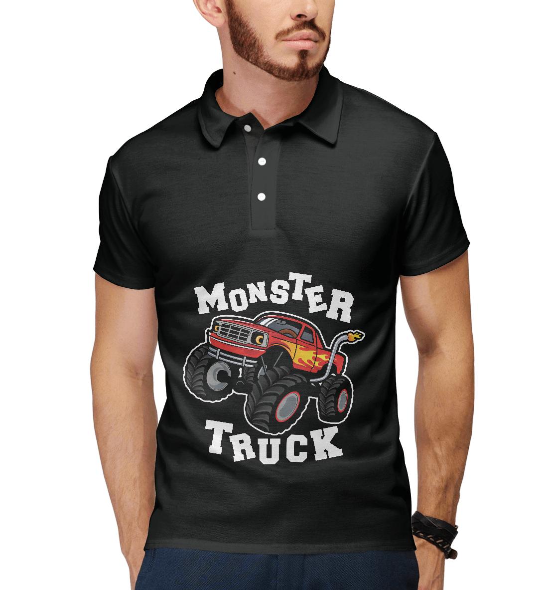 Поло Monster truck (827115)