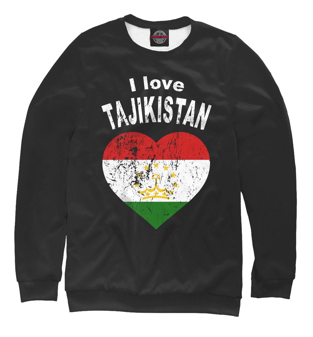 Свитшот Tajikistan (685739)