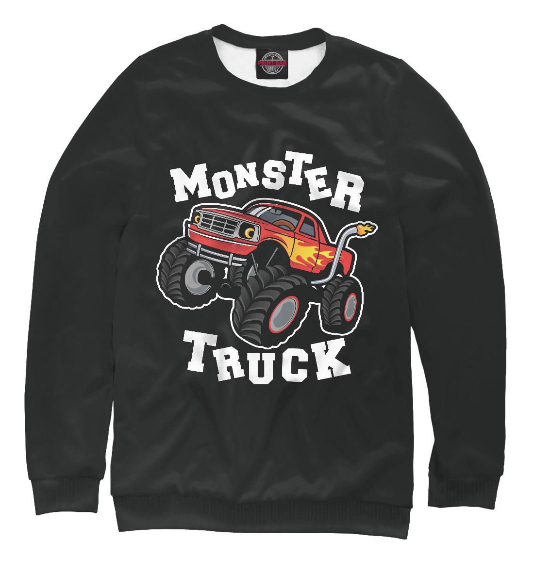 Свитшот Monster truck (827115)