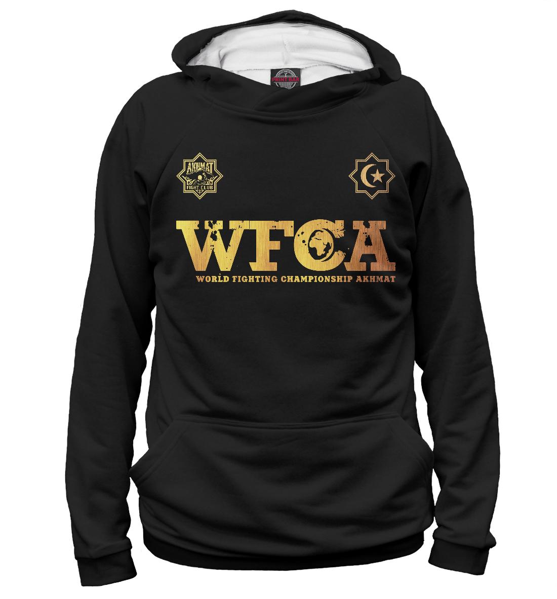Худи WFCA Gold