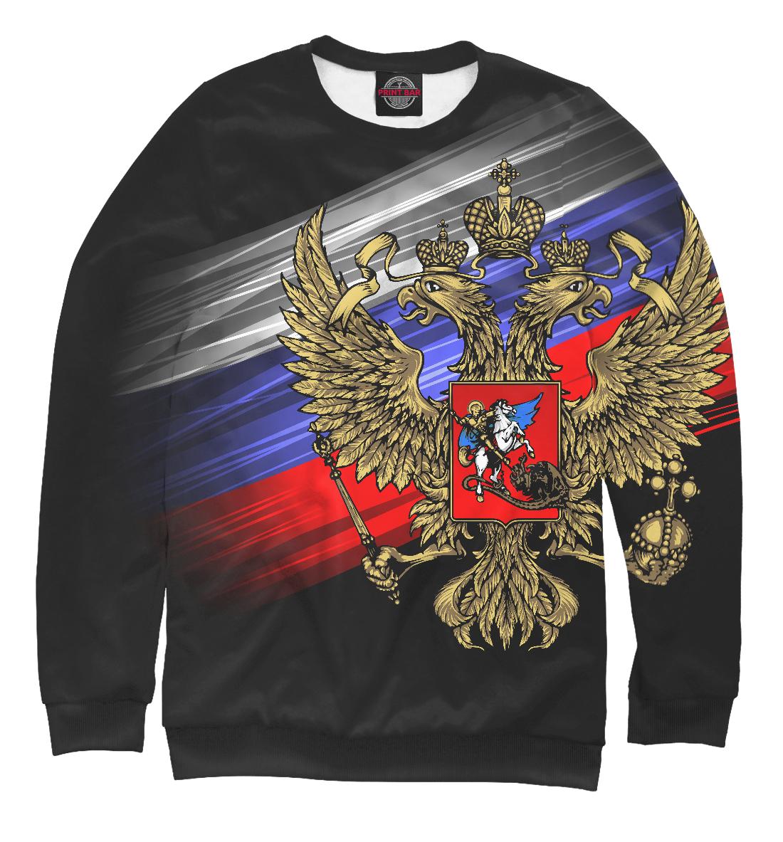 Свитшот Герб России (489335)