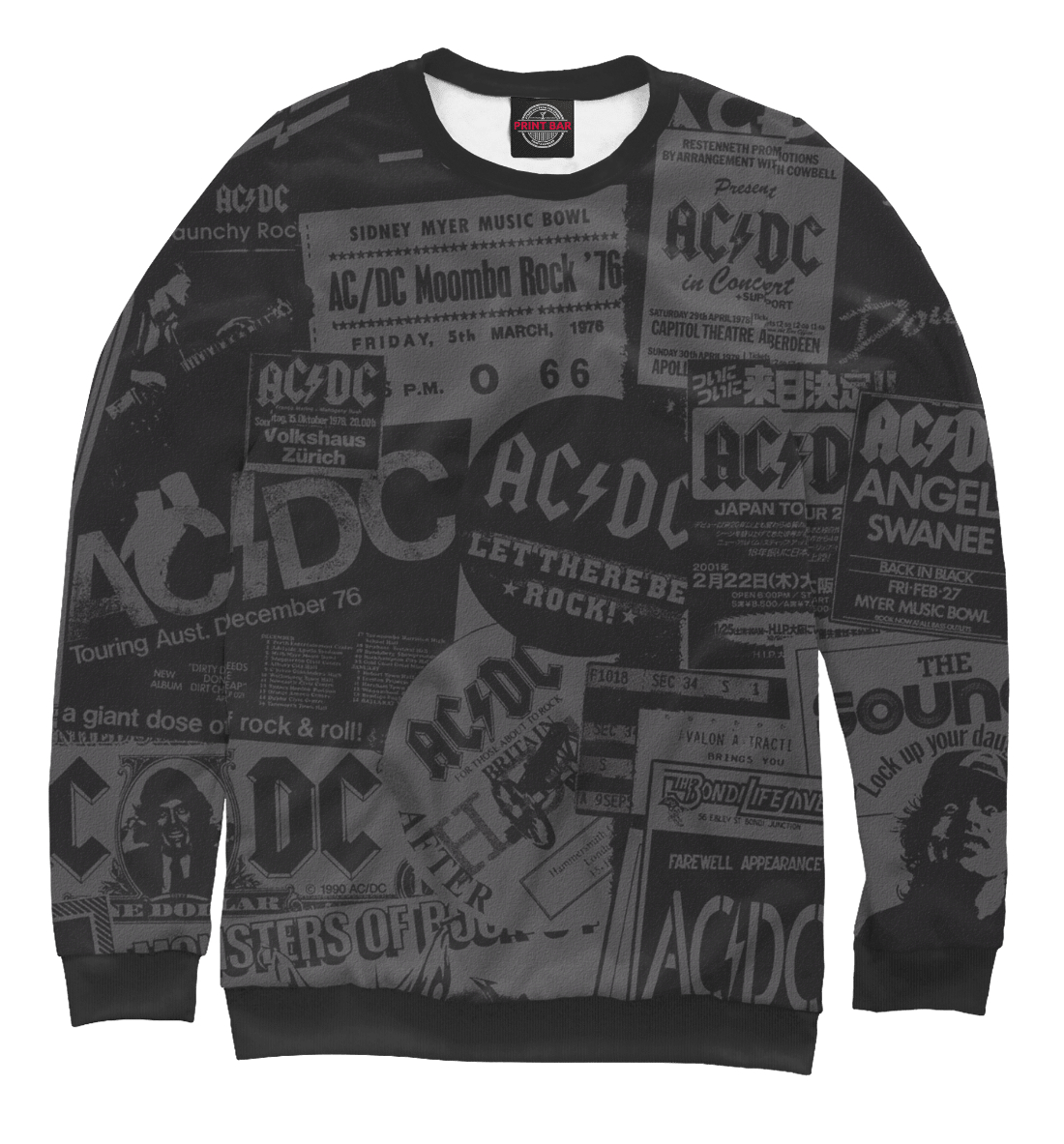 Свитшот AC/DC (511894)