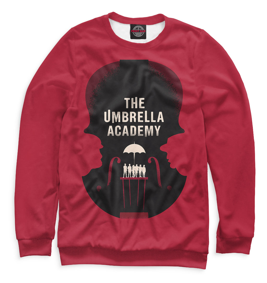 Свитшот The Ambrella Academy (103826)