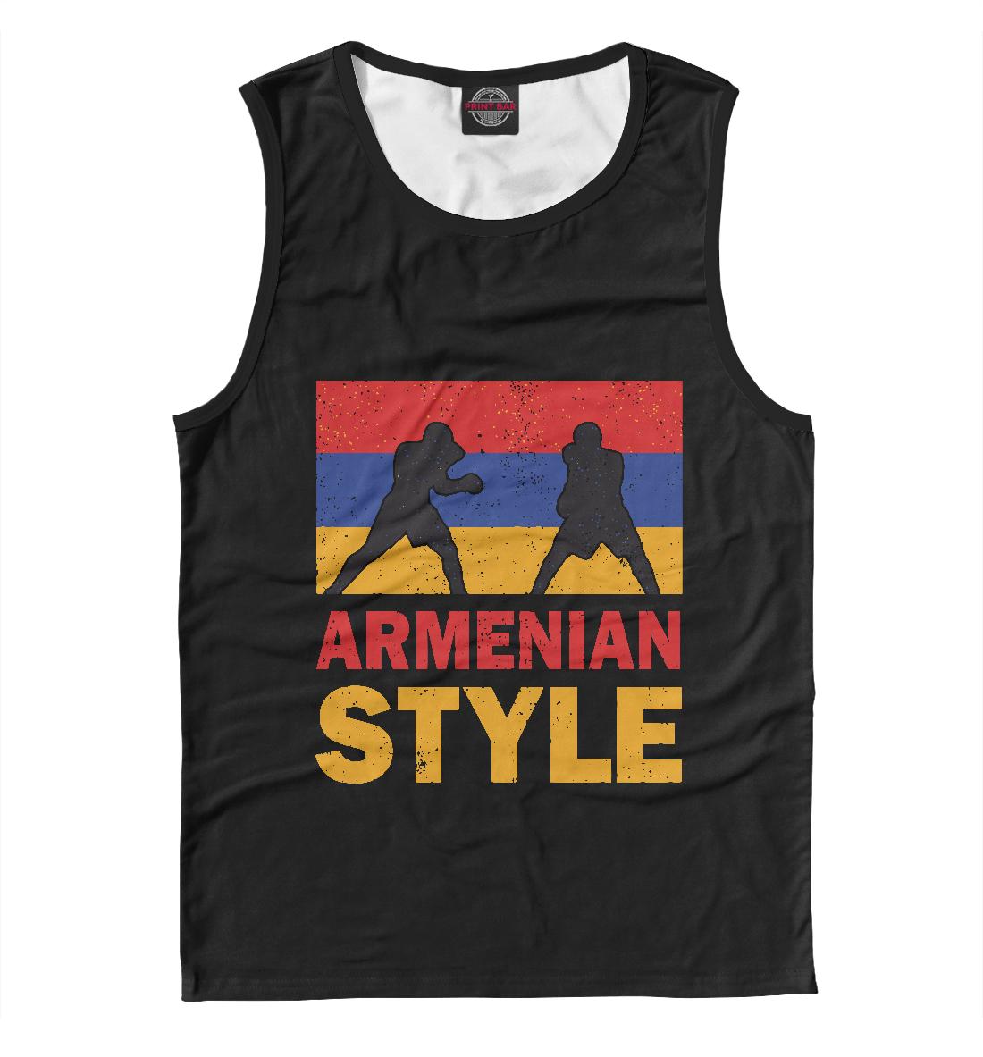 Майка Армянский стиль