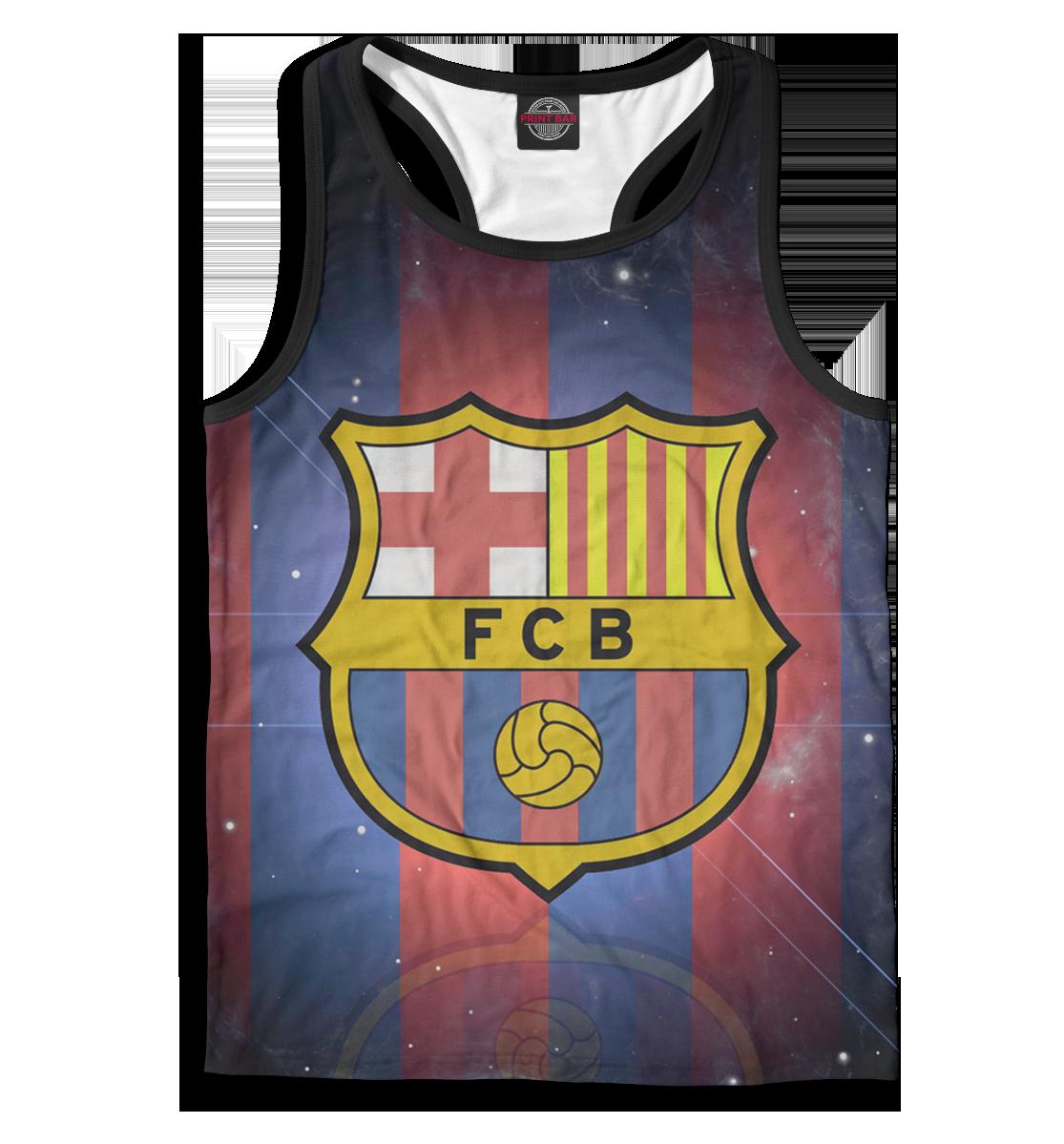 Майка борцовка Barcelona (6044)