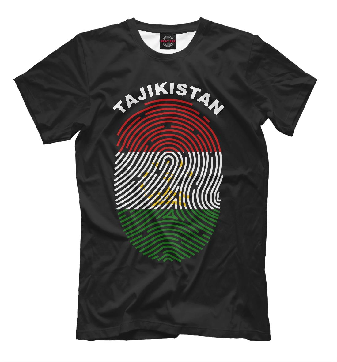 Футболка Tajikistan (621831)