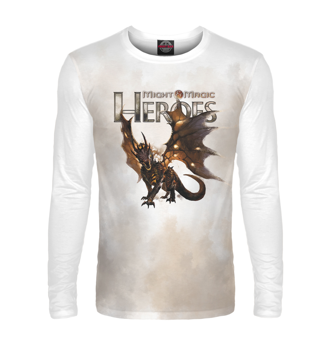 Лонгслив Might & Magic Heroes