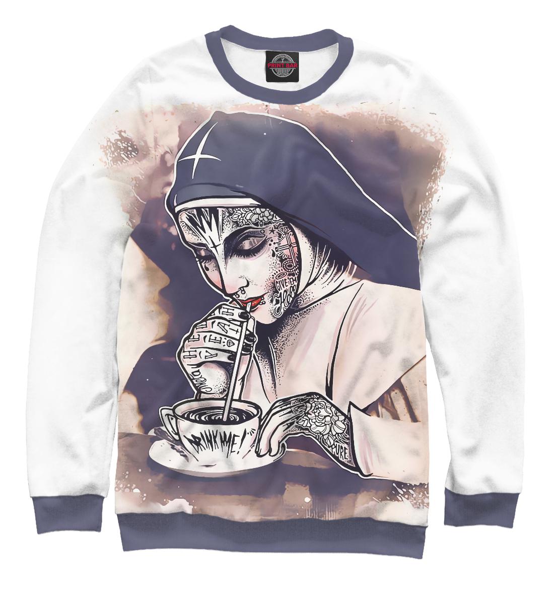 Свитшот Bad Nun