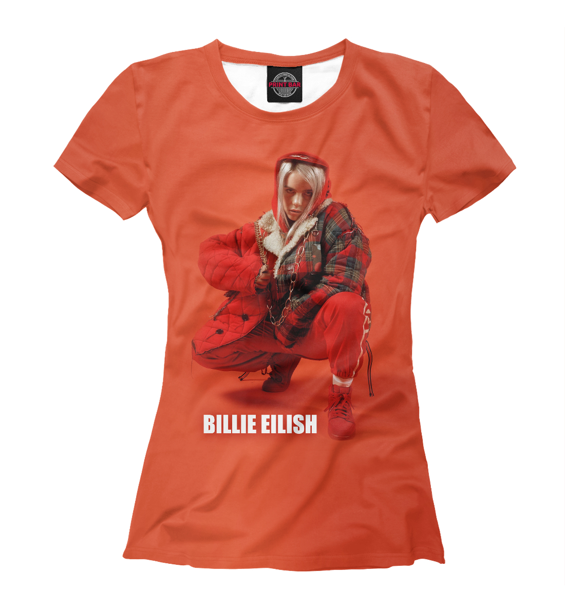 Футболка Billie Eilish (4803)
