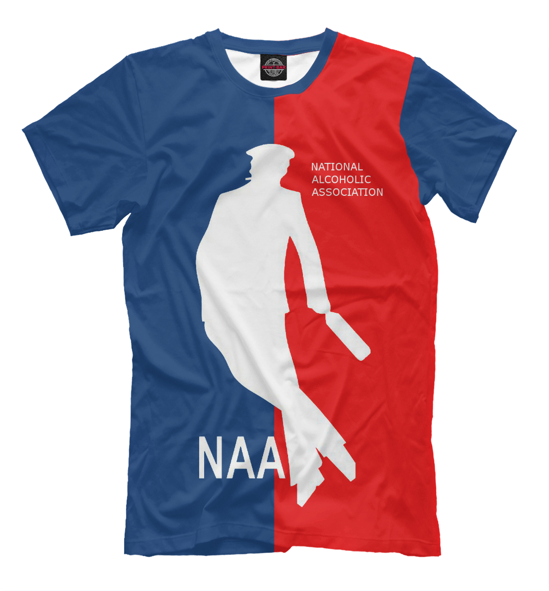 Футболка NAA