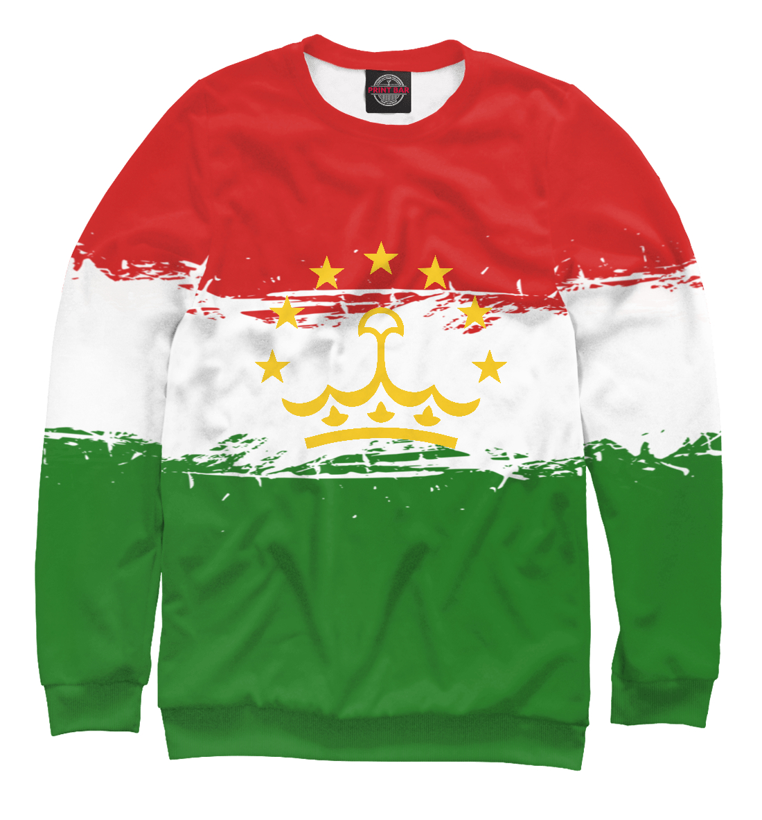 Свитшот Tajikistan (220307)