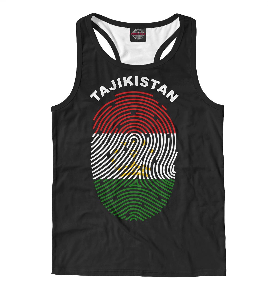 Майка борцовка Tajikistan (621831)