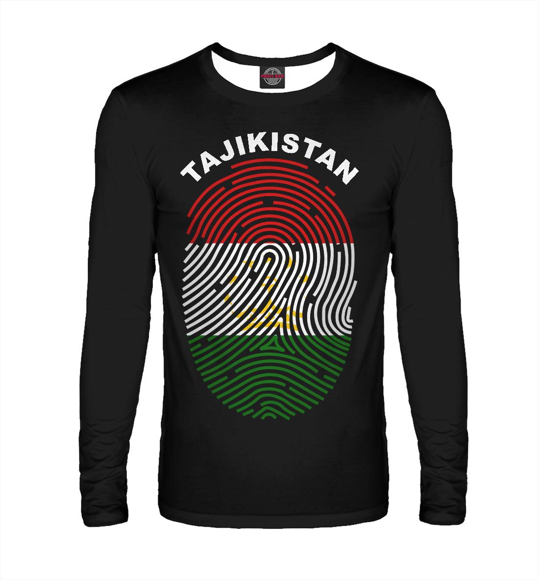 Лонгслив Tajikistan (621831)