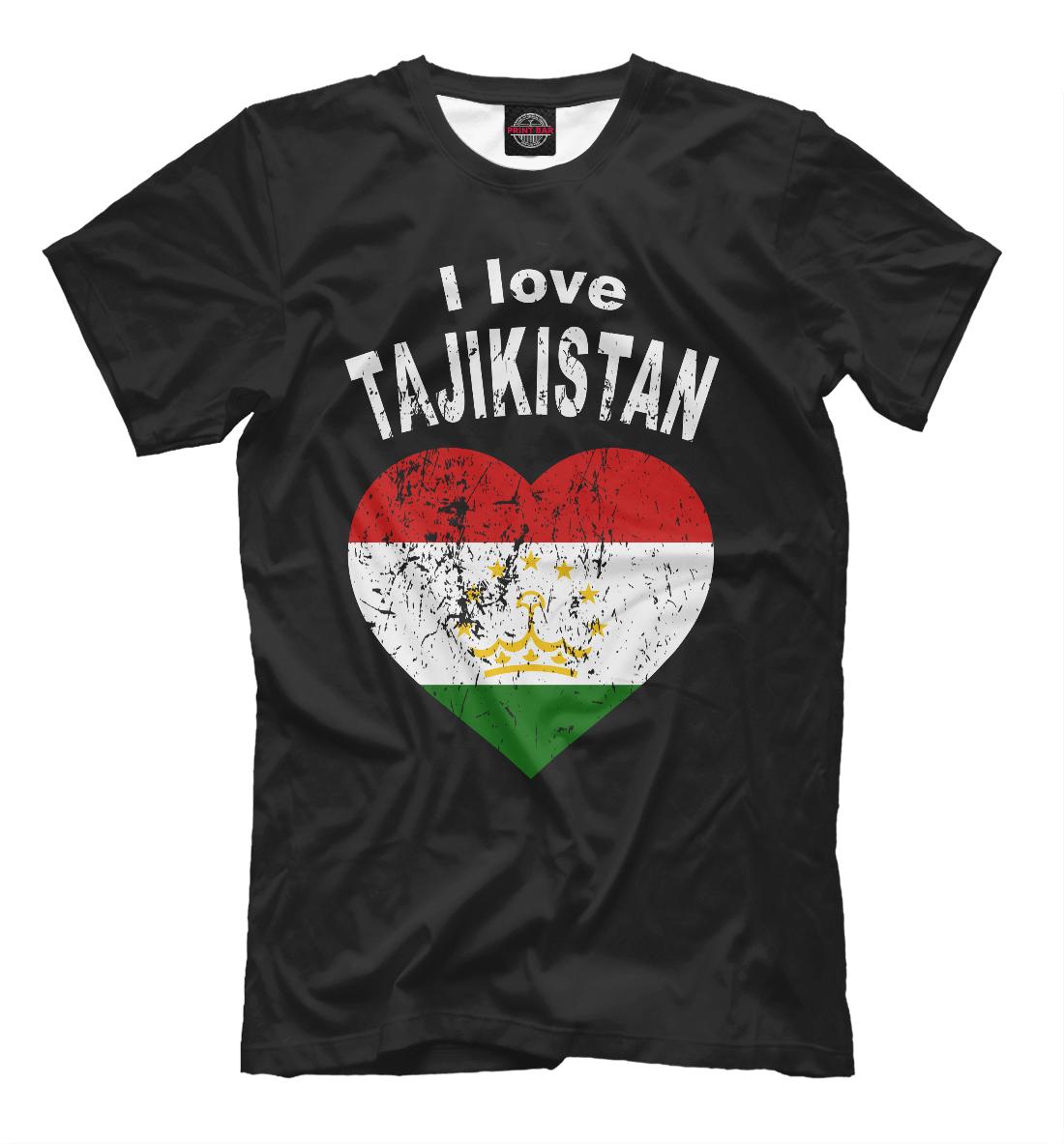 Футболка Tajikistan (685739)