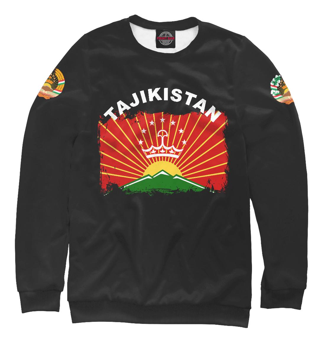 Свитшот Tajikistan (885601)