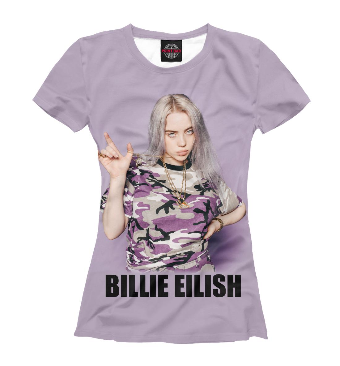 Футболка Billie Eilish (566)
