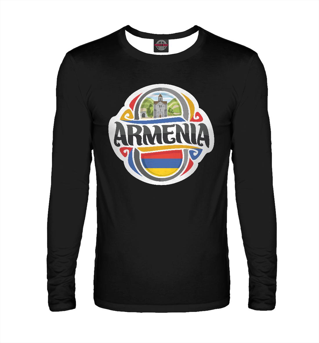 Лонгслив Армения (394912)