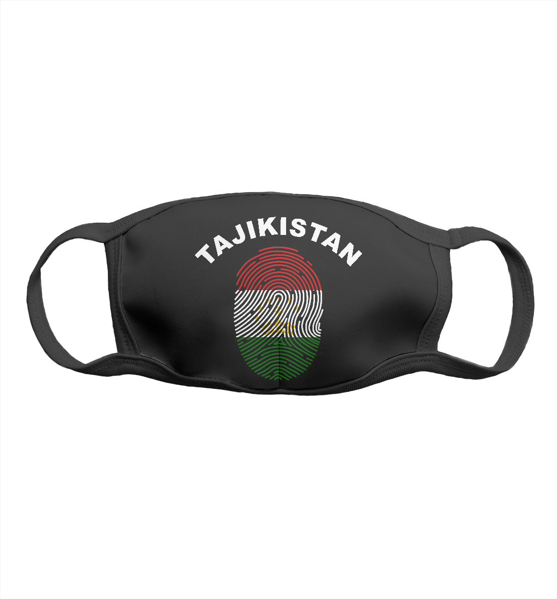Маска Tajikistan (621831)