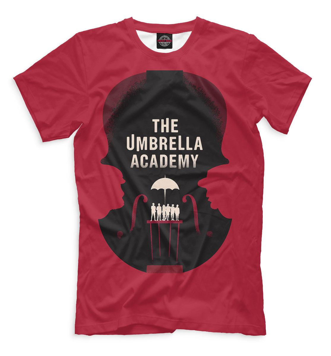 Футболка The Ambrella Academy (103826)