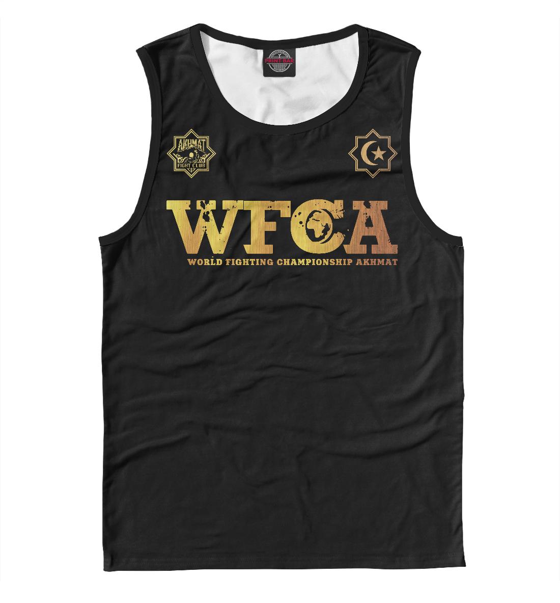 Майка WFCA Gold