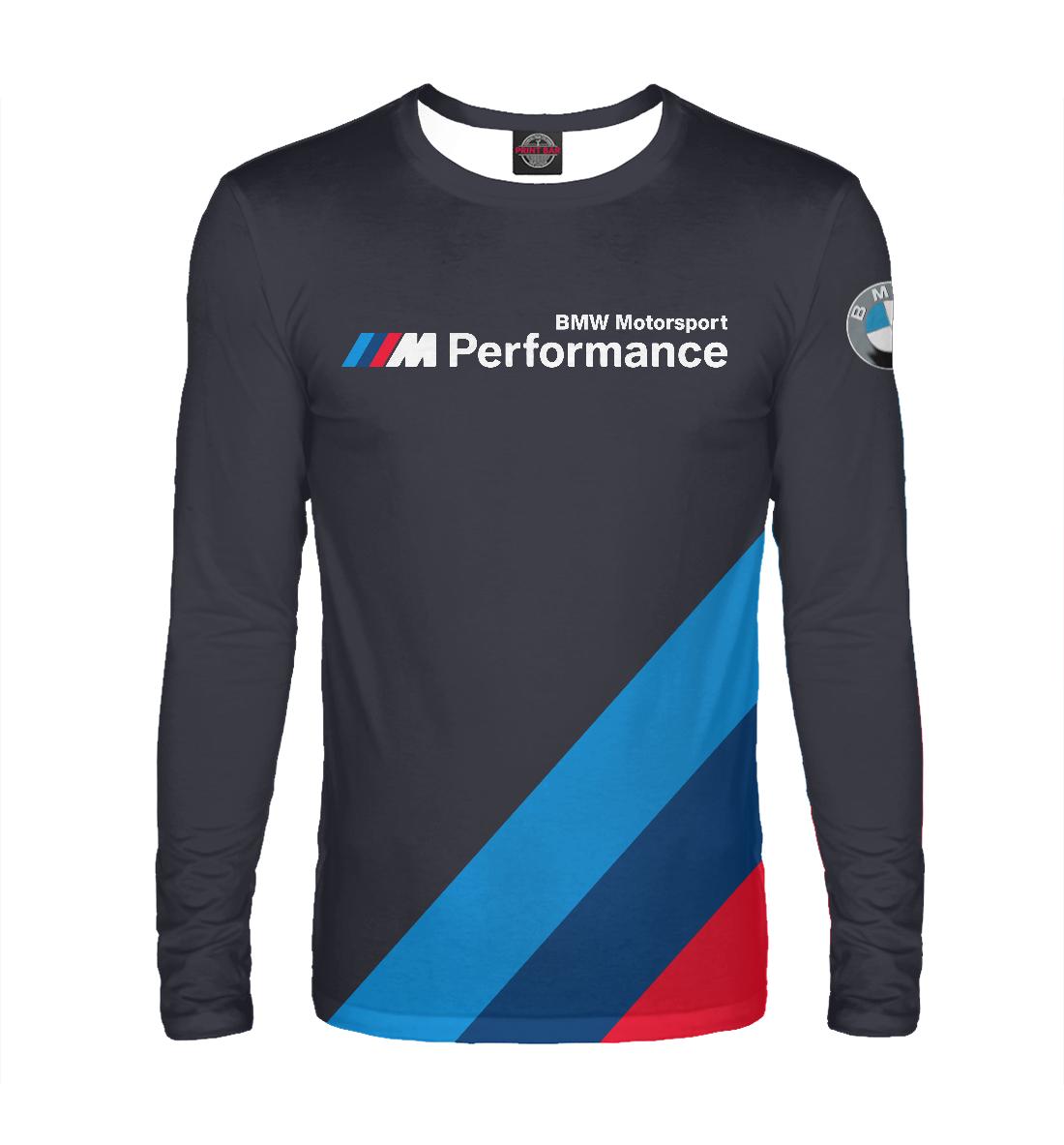 Лонгслив BMW Motorsport