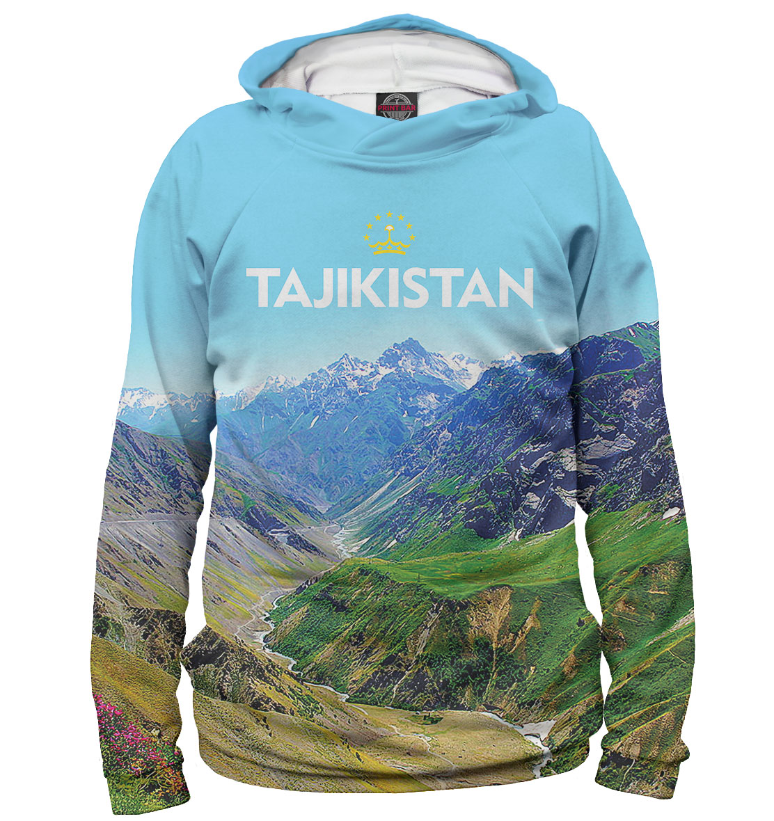 Худи Tajikistan (810730)