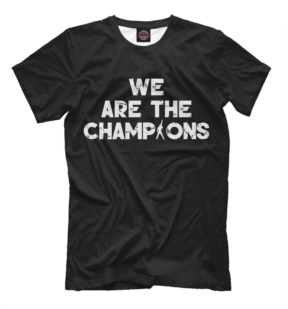 Футболка We Are The Champions