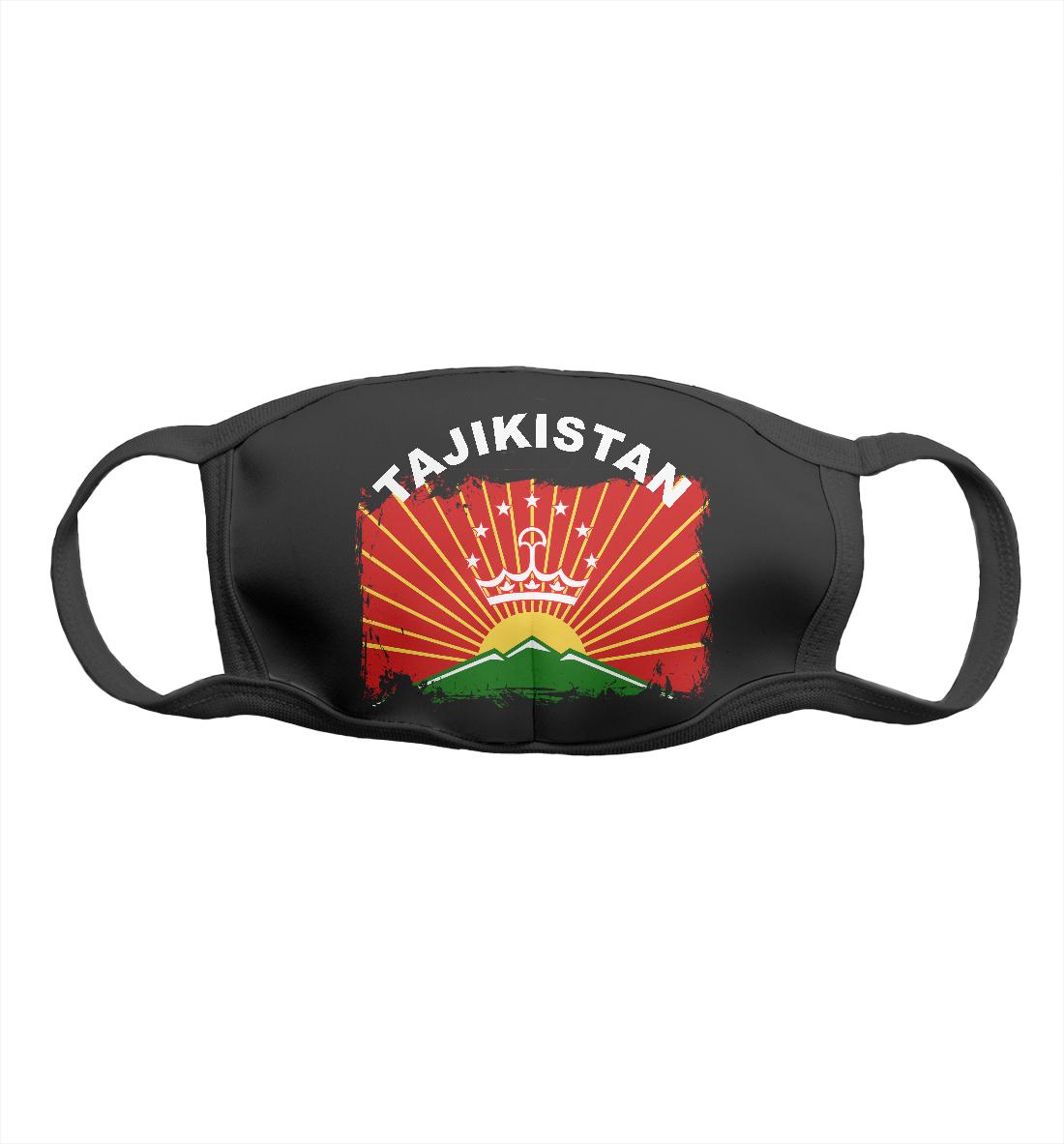 Маска Tajikistan (885601)