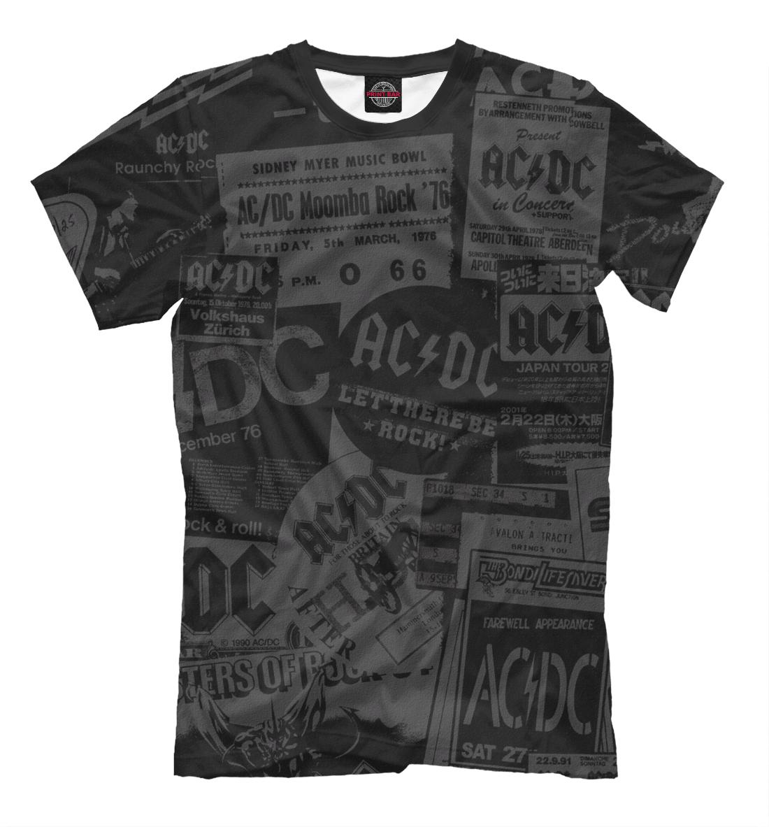 Футболка AC/DC (511894)