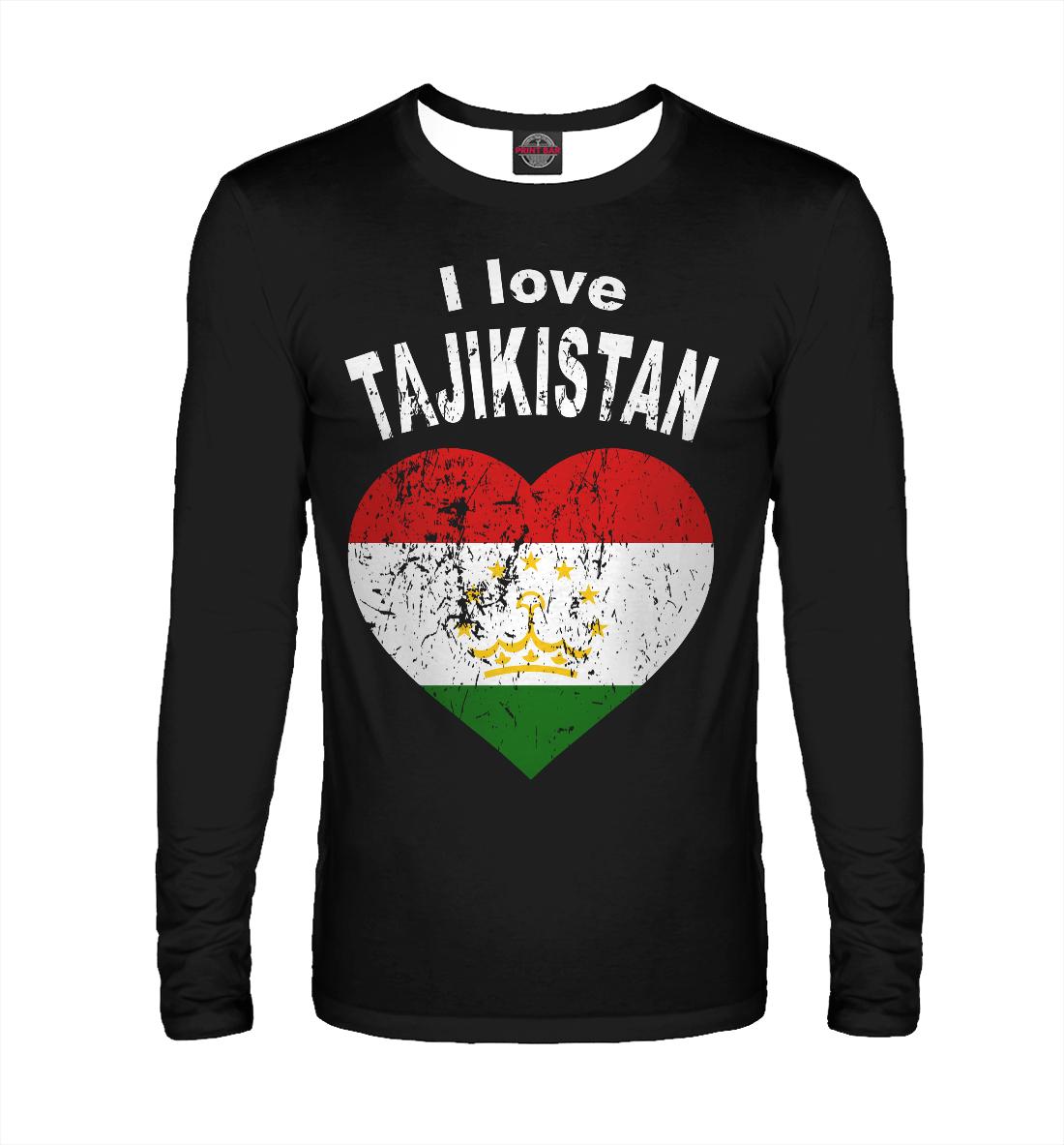 Лонгслив Tajikistan (685739)