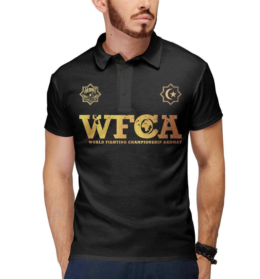 Поло WFCA Gold