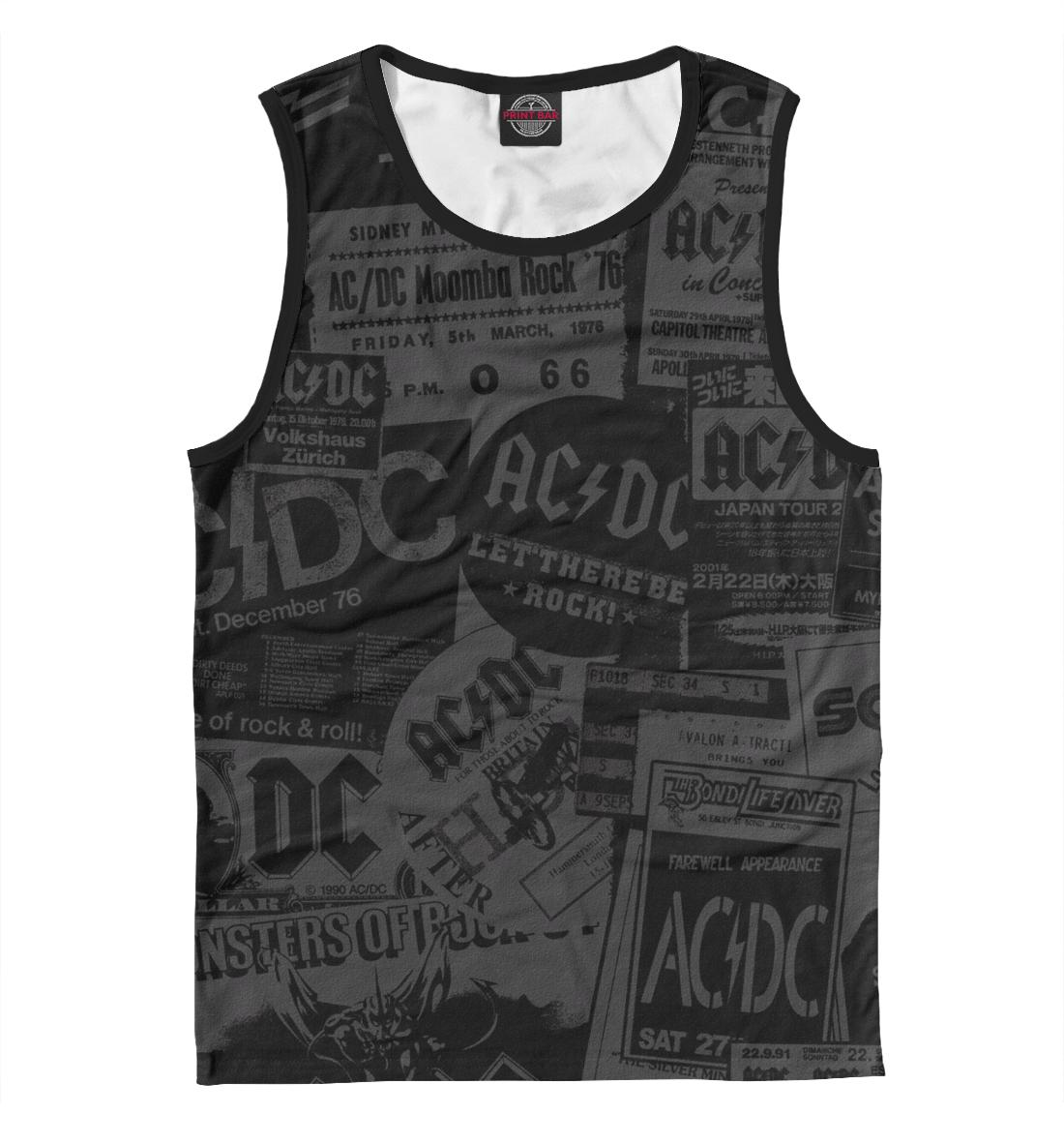 Майка AC/DC (511894)