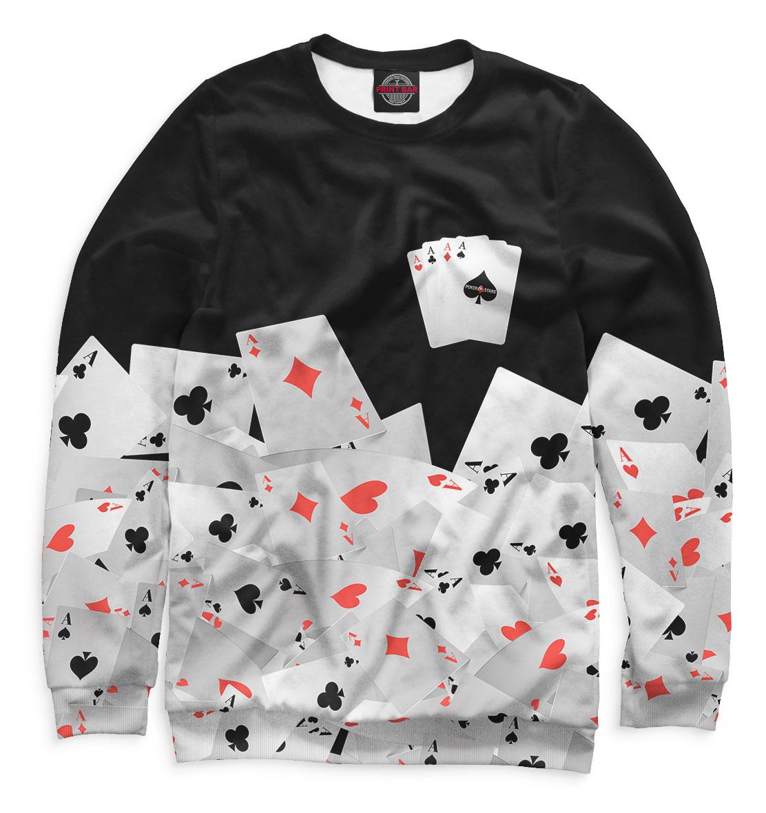 Свитшот Покер (8375)