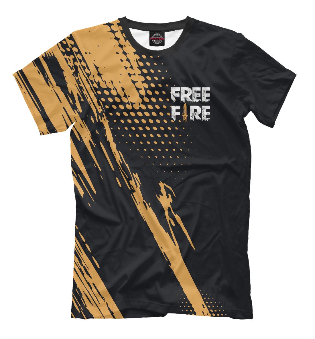 Футболка Free Fire.