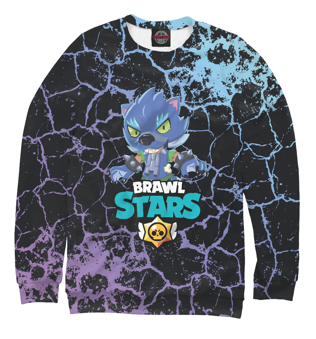 Свитшот Brawl Stars (550841)