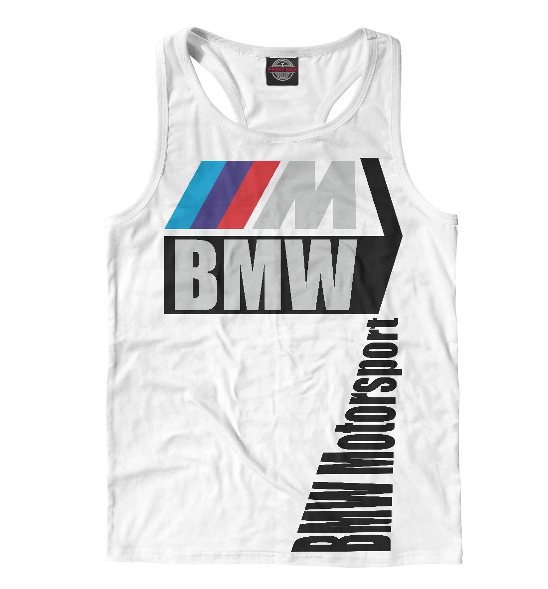 Майка борцовка BMW (220407)