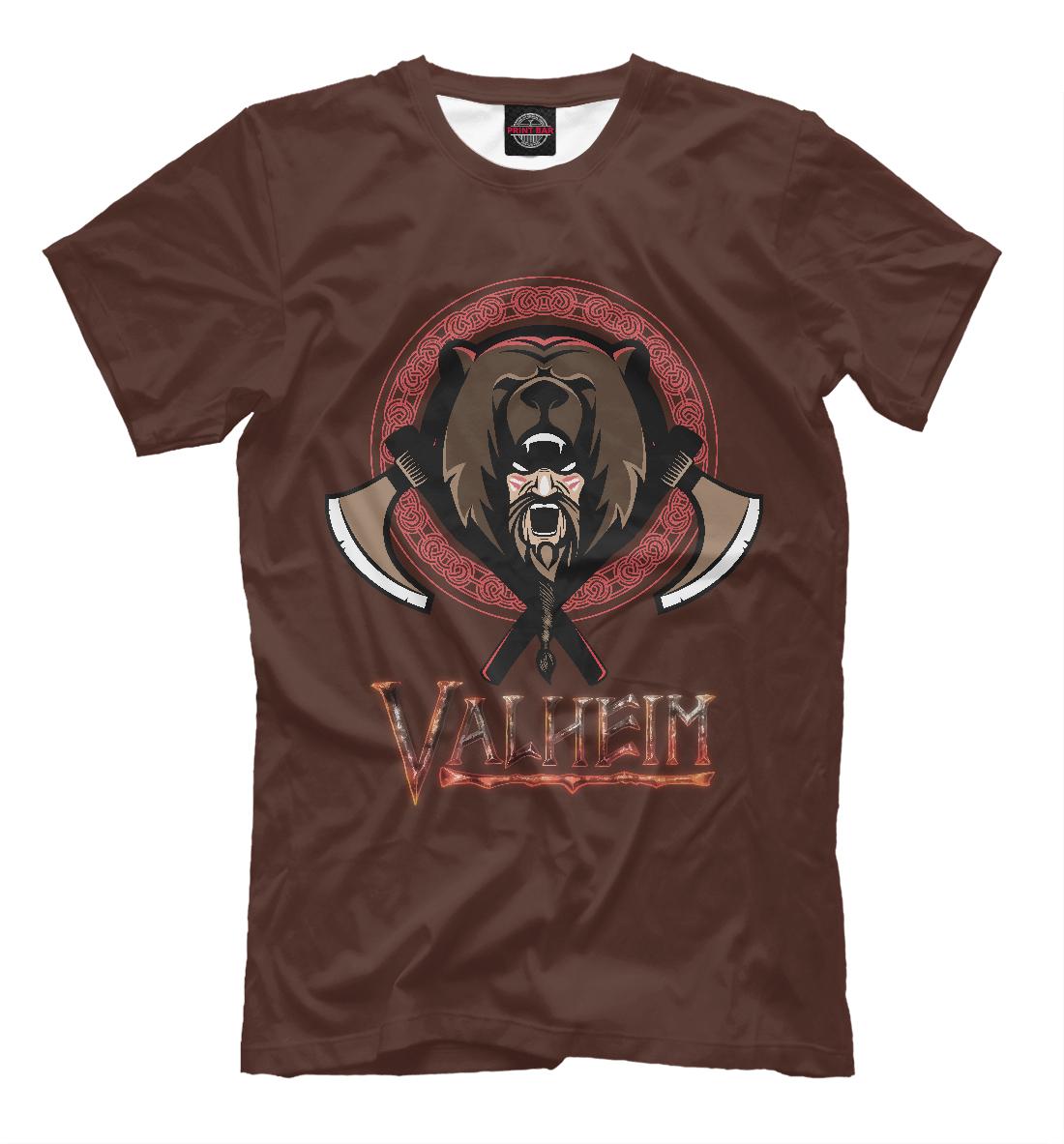 Футболка Valheim (816491)