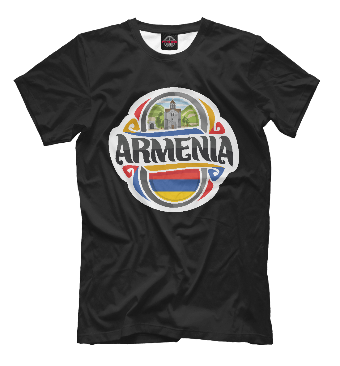 Футболка Армения (394912)