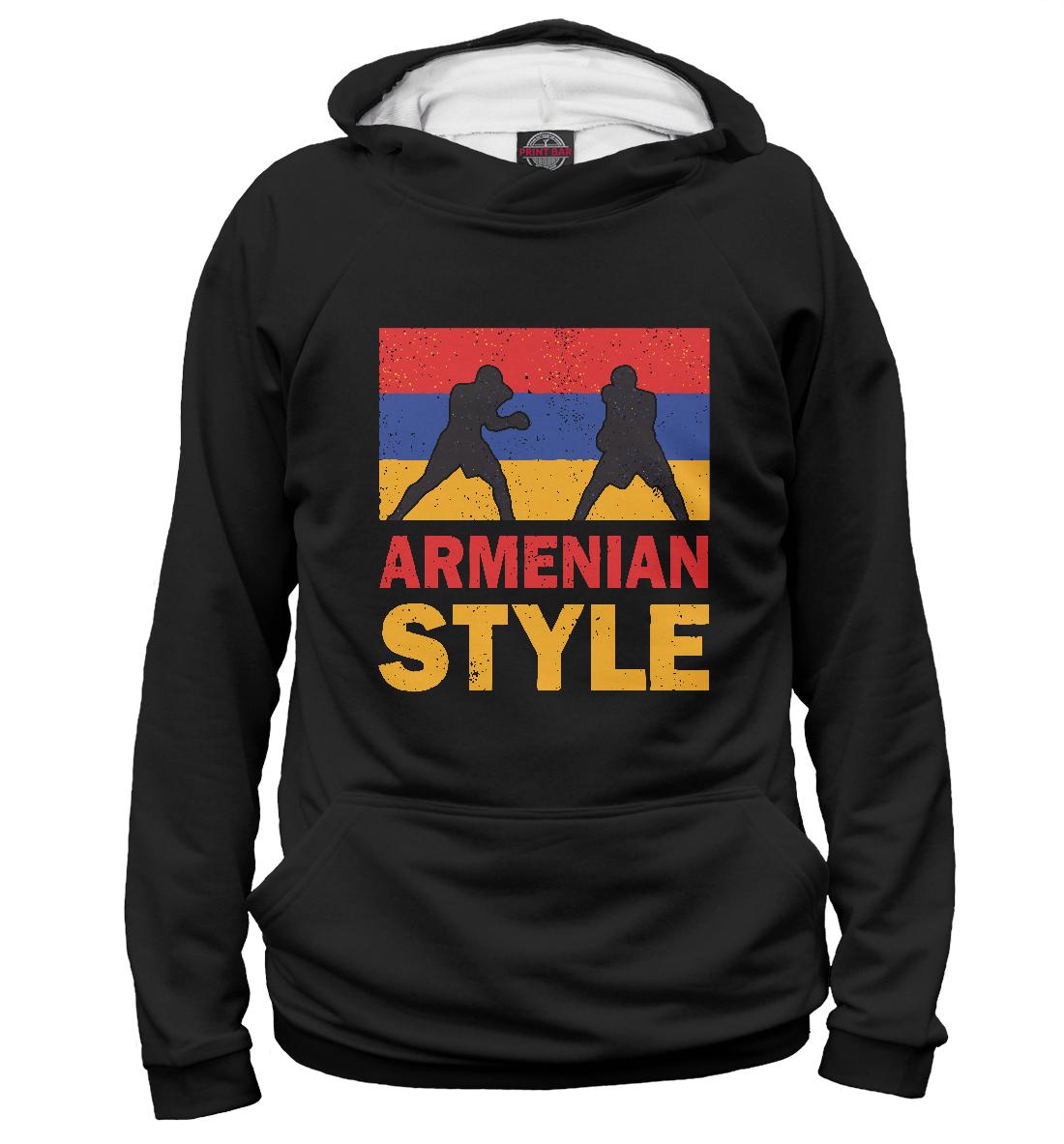 Худи Армянский стиль