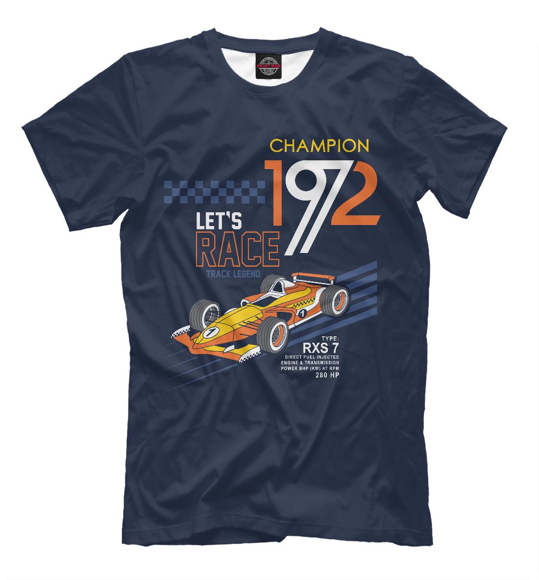 Футболка Формула-1 (122581)