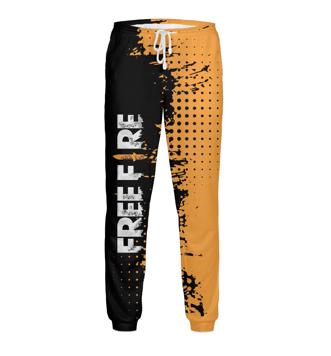 Штаны Garena Free Fire (309869)