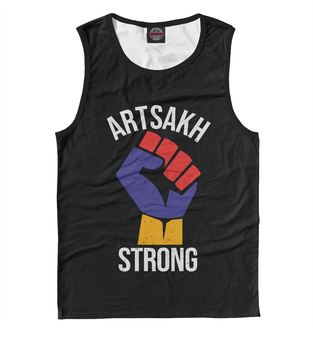 Майка Strong Artsakh